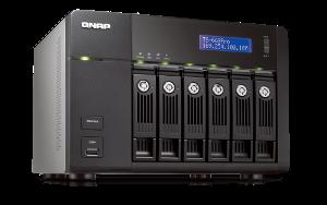 QNAP 6 Bay Network Storage