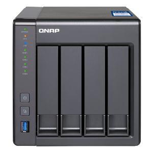 QNAP 4 Bay Netowork Storage