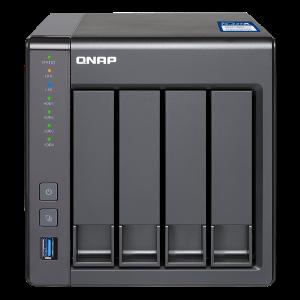 QNAP 4 Bay Netowork Storage